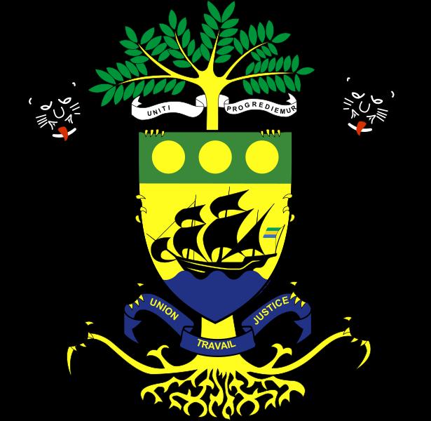 герб конго