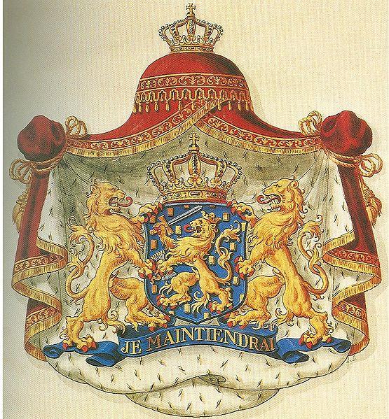 герб голландии