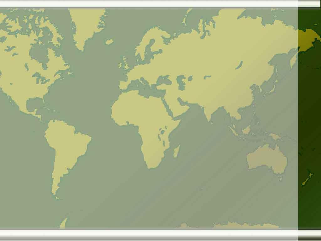Бесплатный шаблон зеленая земля для